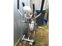 G-CET 2 in 1 cycle / elliptical trainer