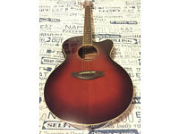 Yamaha Acoustic guitar compass series CPX 500