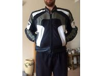RST MOTORBIKE JACKET motorcycle armour