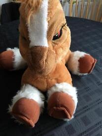 Animagic toffe hazel honey poney horse