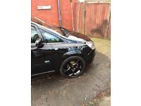 SWAPS gloss black 18 inch penta alloys / alloy wheels