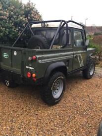 Land Rover 90 DEFENDER TURBO DIES