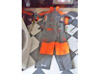 survival suit for boat or shore,