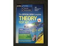 The Official DVSA Complete Theory Test Kit 2 Disc Set