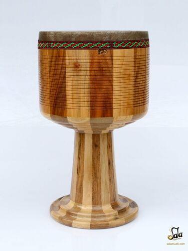 High Quality Persian Tombak Tonbak Zarb Drum Instrument By Helmi HEZ-180