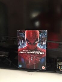 Spiderman dvds includes deluxe edition