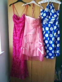 Dresses sizes 12 & 14
