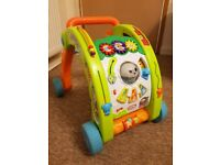 Little Tikes Light n Go 3 in 1 Activity Walker