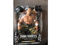 WWE ring giant - john cena