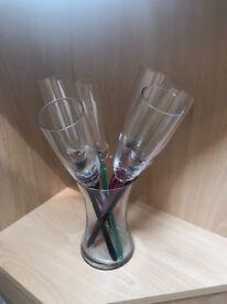 Champagne Flutes £5