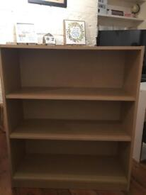 Shelving unit with 3 shelves