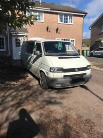 Reduced! T4 Lwb camper / day van 129k | service history | looking for quick sale or t5 part ex