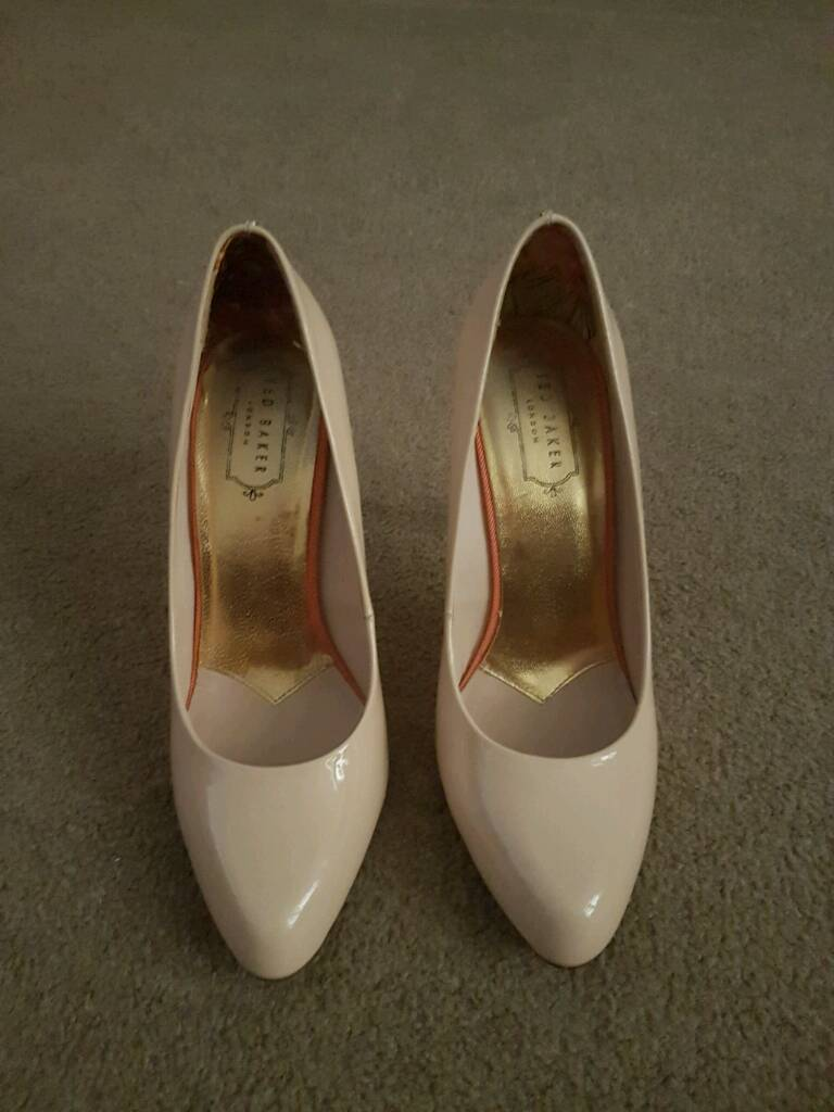 Ted baker court shoes