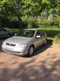Vauxhall Astra G
