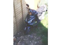 Lj50 Qtk 50cc Scooter 2011 (11 Plate)