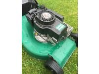 Petrol lawnmower Qualcast Quad Trak 45. , 125 cc
