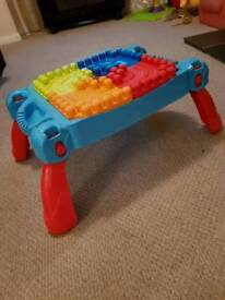 Duplo Lego table