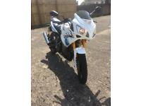 Lexmoto 125 cc motorcycle