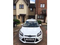 Ford Focus 1.6 TDCi ECOnetic Titanium Navigator 5dr (start/stop). Finance to be cleared before sale