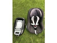 MaxiCosi Maxi Cosi Family Fix Base + Pearl Car Seat