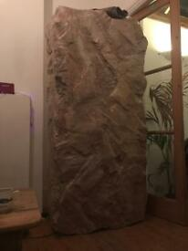 Art Installation / Polyboard / Rock Prop / Rose Quartz