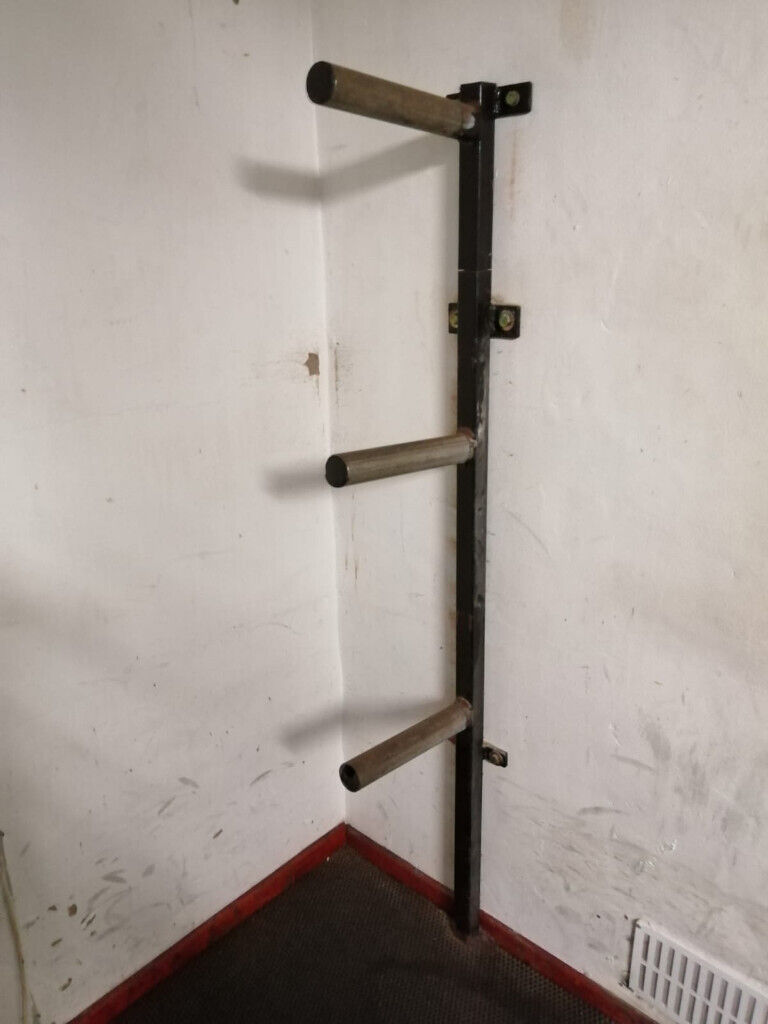 Just Reduced Space Saving Weight Plate Storage Wall Mounted Weight Plate Rack Selling Very Cheap In Magherafelt County Londonderry Gumtree