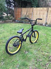 Amity BMX Bike Custom Built One-Off