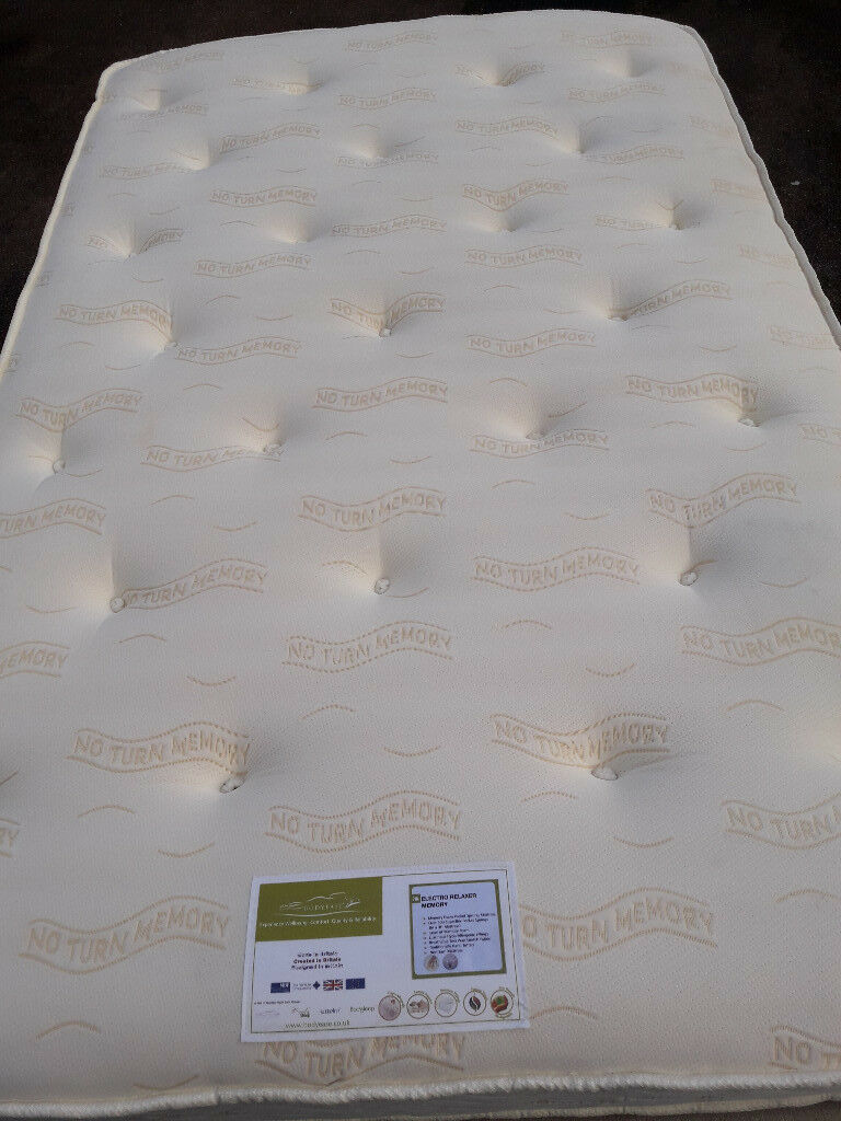 4ft (small double) mattress