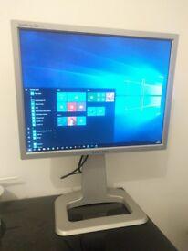 Samsung SyncMaster monitor 20 inch, silver, 75 Hz