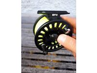 Brand new Stillwater 5/6 large arbour fly reel