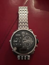 Diesel 3 bar watch used condition