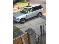 Quick sale Range Rover Vogue 3.0d