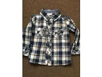 Boys clothes, shirt 12-18months