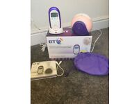 BT Baby Monitor with light show and sounds