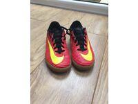 Nike Jr MercurialX Indoor Football Boots