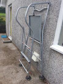 Step Ladder Access Platform