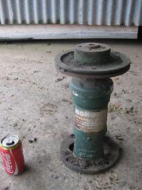 Borehole Pump Casing.