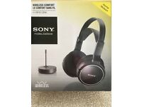 Sony stereo wireless headphones **Genuine Interest Only Please**