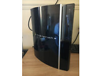 Sony Playstation 3 320 GB + games (Not a normal PS3)