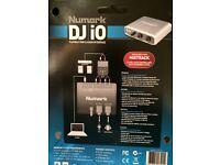 Numark DJ iO Audio Interface