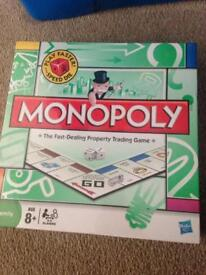 Monopoly Game unopened