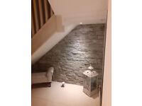 Grey Slate Z cladding natural stone veneer