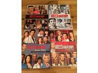 Grey's Anatomy season 1-4
