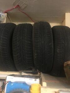 Winter tires 205/65/R15