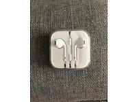 Official Apple Earphones - Brand New
