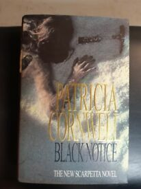 Partricia Cornwell book
