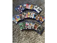 32 X Play Station 2 games in original boxes + instructions. All mint.