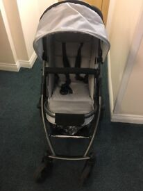 Britax Pram with Carry Cot