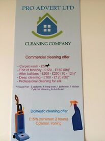 London's professional cleaners