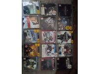 Ps3 console with 2 controllers and 70 games